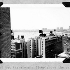 It turned out there was a floor above the penthouse.
