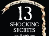 13 Shocking Secrets You'll Wish You Never Knew About Lemony Snicket
