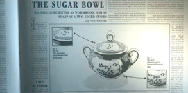 Sugar Bowl in The Incomplete History of Secret Organizations
