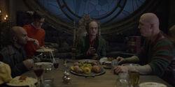 Count Olaf dinner