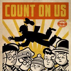 Association of Associates poster.