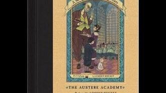 A Series of Unfortunate Events The Austere Academy Audiobook