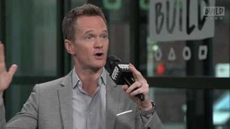 "Neil Patrick Harris Discusses ""Lemony Snicket's A Series of Unfortunate Events"""