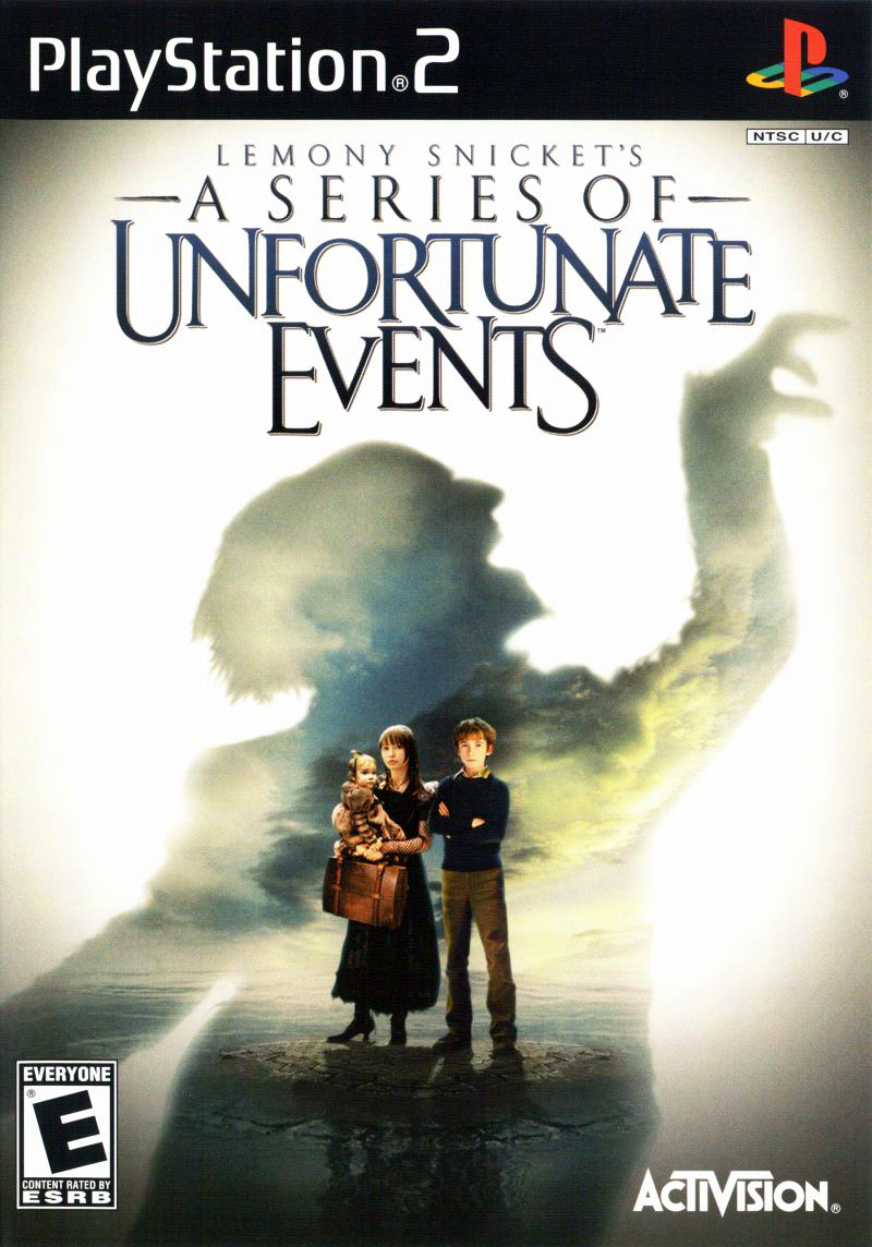 a series of unfortunate events ps2