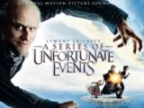 Lemony Snicket's A Series of Unfortunate Events (soundtrack)