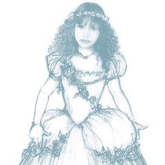Wedding Dress concept art.