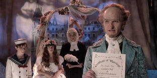 The Marvellous Marriage Certificate