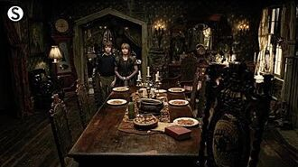 Lemony Snicket's A Series Of Unfortunate Events Dinner Scene
