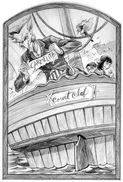 Olaf-in-ship