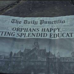 Orphans getting a splendid education