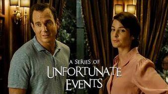 A Series of Unfortunate Events Fire - Episode 8 Scene