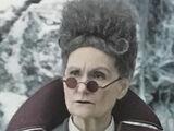 Женщина с волосами, но без бороды