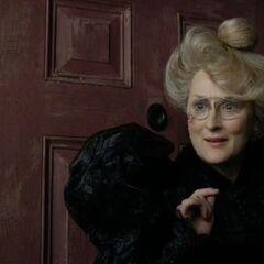 Aunt Josephine.