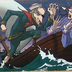 Olaf kills Josephine.
