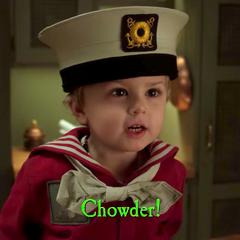 Chowder!