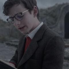 Klaus reading.