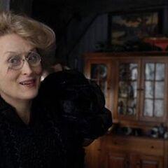 Aunt Josephine happy.