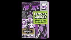 Top Secret Conversation Lemony Snicket & Daniel Handler
