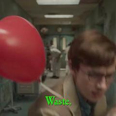 Waste.