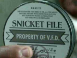Snicket File