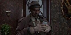 Chief inspector hooky