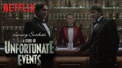 A Series of Unfortunate Events Season 2 Exclusive VFD Clip Netflix