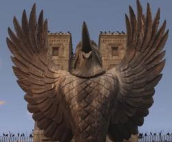 Fowl fount-0
