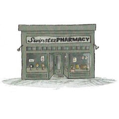 The Pharmacy.