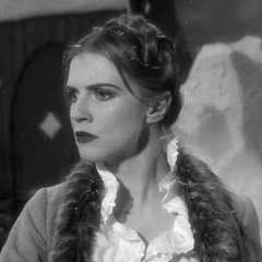 Jacquelyn as Gerta in Zombies in the Snow.