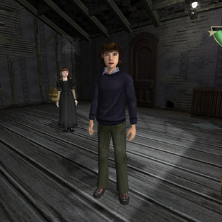 Klaus in the console version.