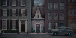 Poe residence