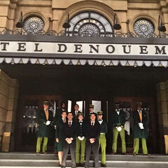 Hotel Denouement.