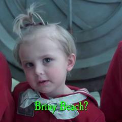 Briny Beach?