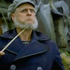 Captain Sham as depicted in the 2004 film