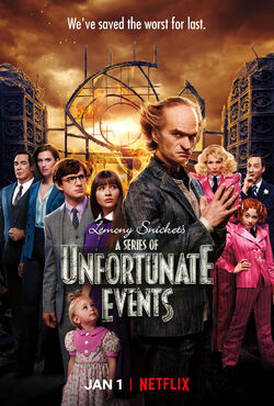A Series of Unfortunate Events (TV series) | Lemony Snicket Wiki