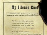 My Silence Knot