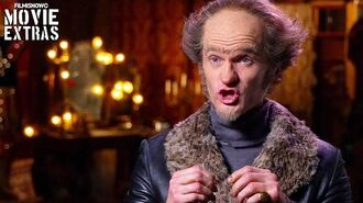 Lemony Snicket's A Series of Unfortunate Events 'An Unfortunate Actor on Acting' Featurette Netflix