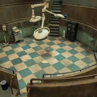 Operating room.