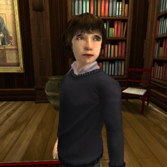 Klaus in the video game.