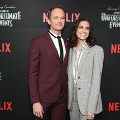 Allison Williams and Neil Patrick Harris