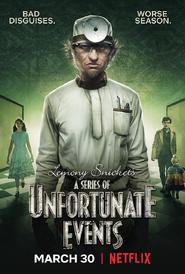 Постер второго сезона, Граф Олаф (2)