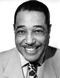 Duke Ellington - publicity