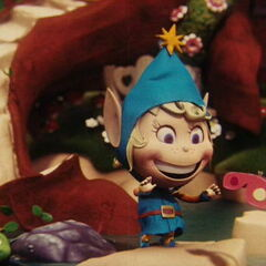 The Littlest Elf.
