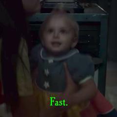 Fast.