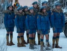 Snow scouts