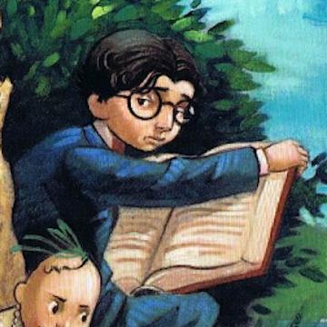 Klaus Baudelaire Lemony Snicket Wiki