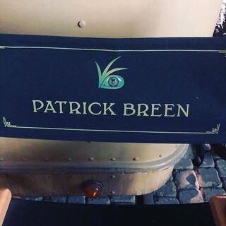 Saying goodbye to Patrick Breen