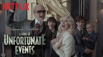 A Series of Unfortunate Events Season 2 Behind the Scenes IN and OUT Netflix-1