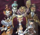 Count Olaf's associates