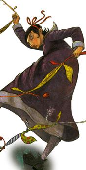 Violet Baudelaire (TEE)
